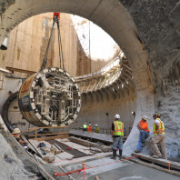 Harris County Storm Water Conveyance Tunnel's photo