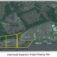 Port of Anchorage Intermodal Expansion Project's photo